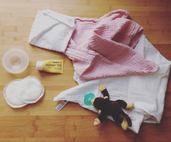 newborn essentials and mommy musthaves