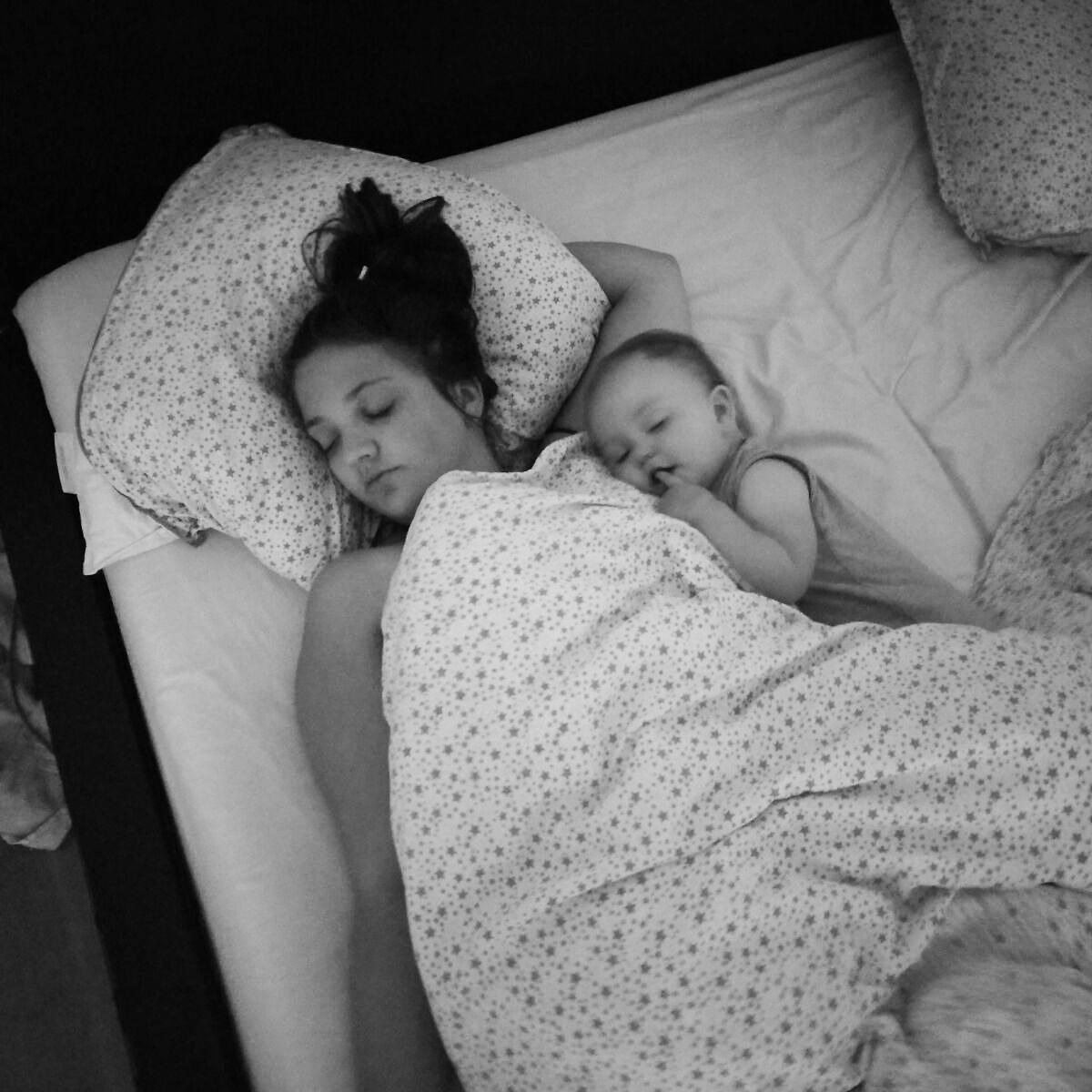 Samen slapen met je baby/peuter