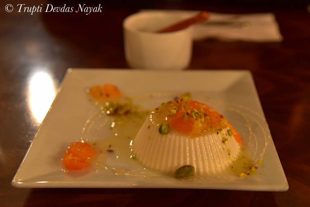 Dessert at Sugo Trattoria Petaluma
