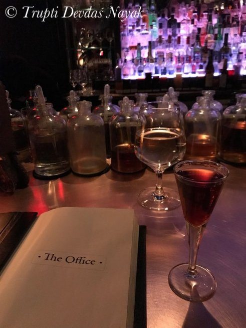 The Office speakeasy in Chicago