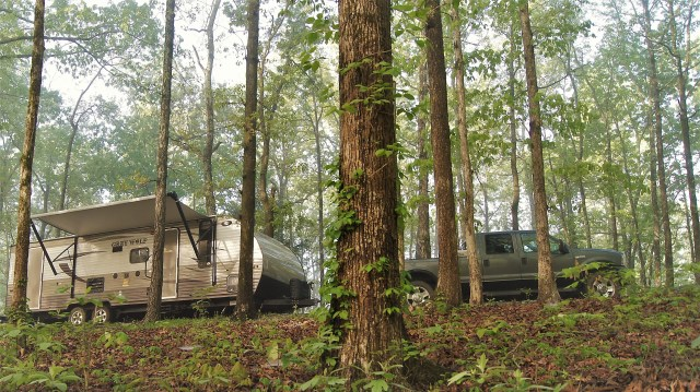Dry Camping, Tennessee National Parks Camping, RV Camping Tennessee, Campgrounds in Tennessee