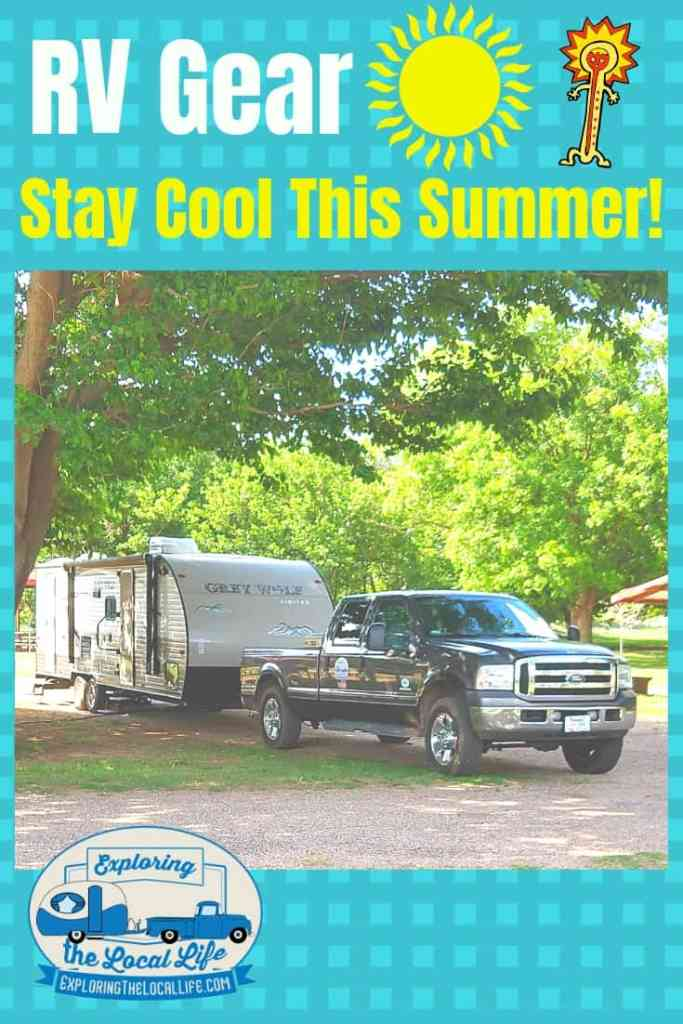 As temperature heat up, you have to work hard to keep your RV cool. Get some simple and practical tips to help you beat the heat in your RV this summer!