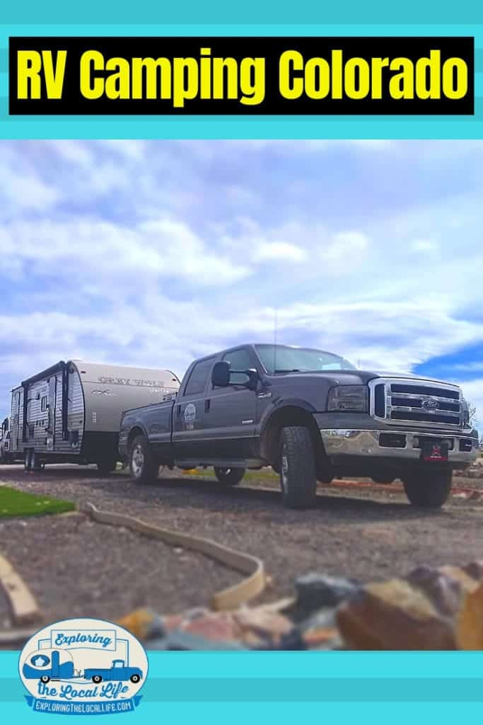 Booking RV parks & campgrounds near Denver, Colorado, isn't easy. Find out how to find the right RV camping site for you and your family. #rvlife #rvcamping #rvingcolorado