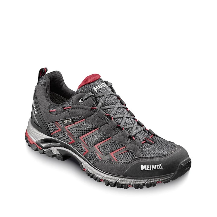 I am in love with these hiking shoes from Meindl.