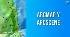 ArcMAP y ArcSCENE EXPLOROCK PERU