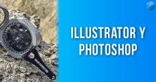 Illustrator y Photoshop EXPLOROCK PERU