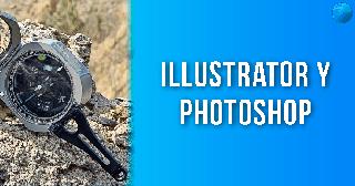 Plataforma Virtual de Geologia. Adobe Illustrator y Photoshop EXPLOROCK