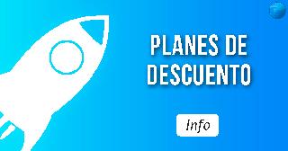 Plataforma Virtual de Geologia. Planes de Descuento EXPLOROCK