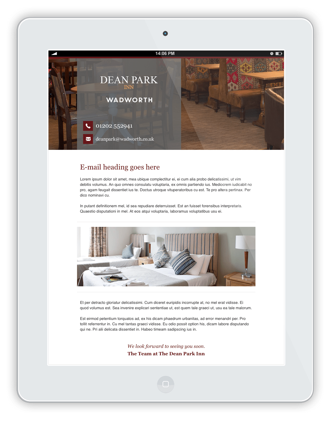 The Dean Park Inn - Wadworth