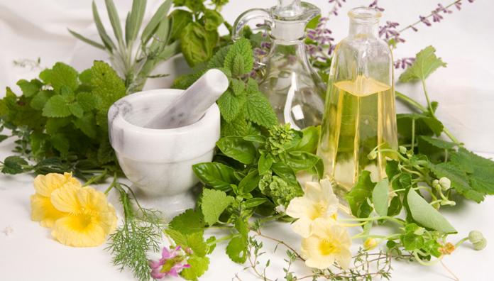 Resultado de imagen de foto de la cosmetica de origen vegetal