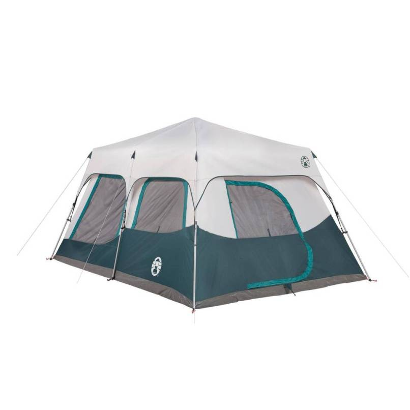 Person Dark Room Instant Cabin Tent