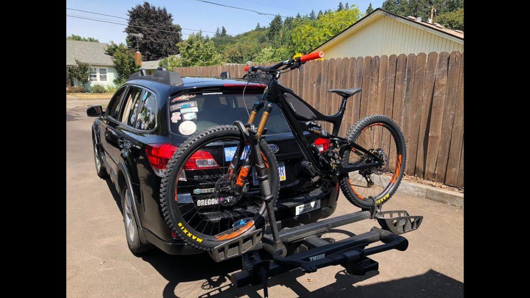 thule t2 classic bike rack add on