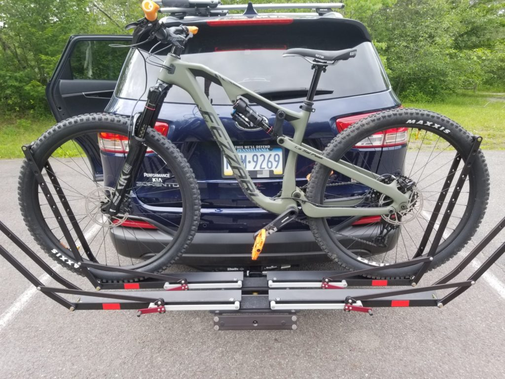 used 1up bike rack for sale