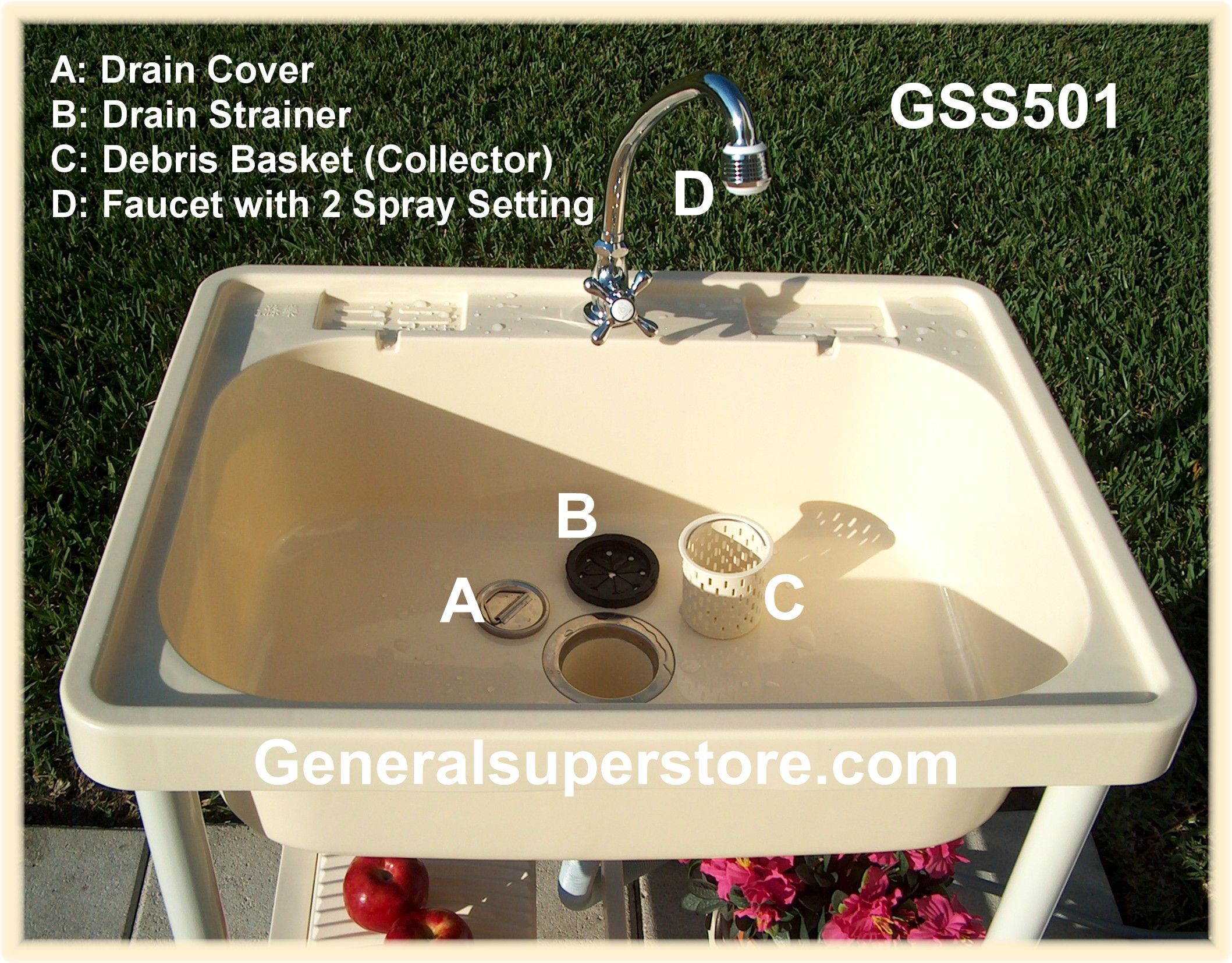 Camp Kitchen With Sink Bcf Camping Au Portable And Table Australia Diy Working Unit Uk Outdoor Deluxe Pvc Drain Tap Faucet Nz Starling Travel From General Gear Expocafeperu Com