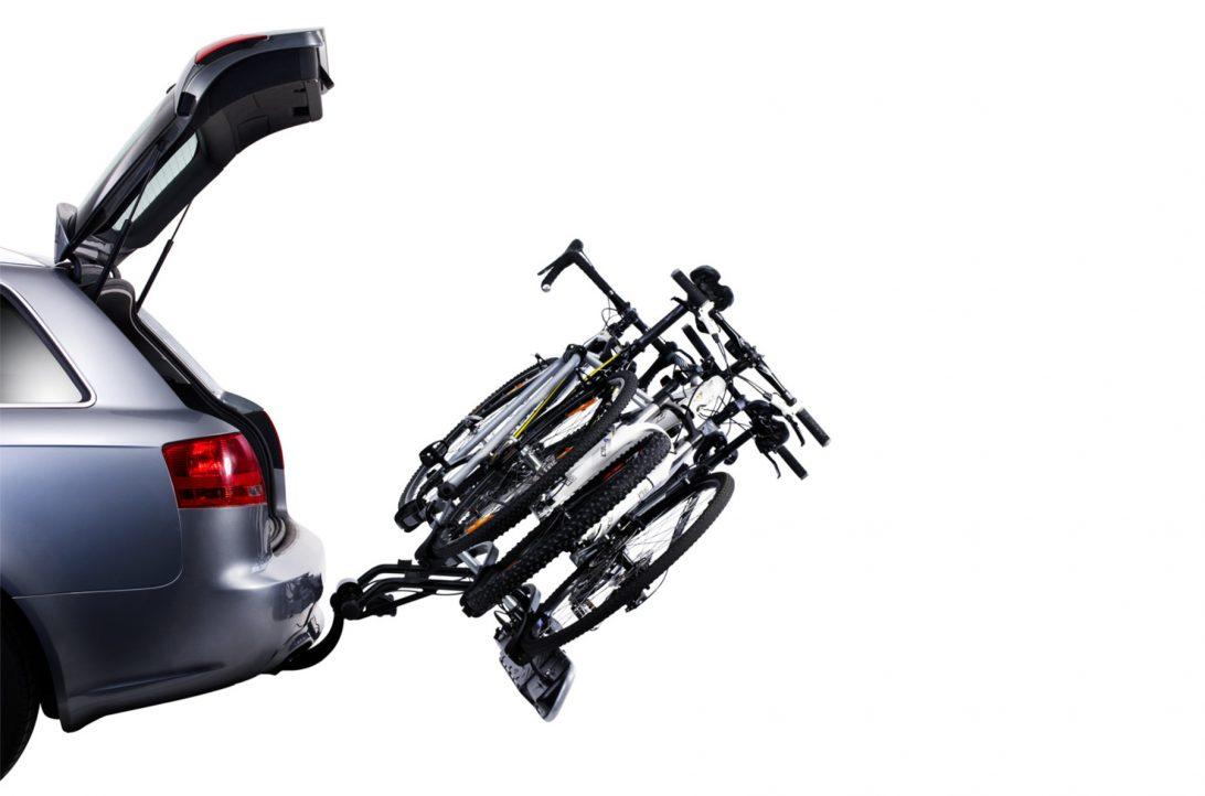 thule trunk bike rack canada