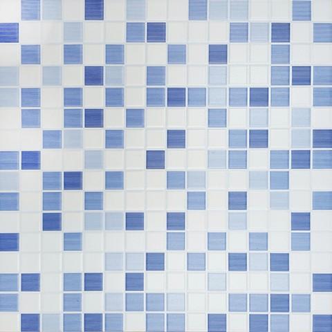 AQUARIUM BLUE 45 x 45