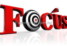 focus twice as hard and take care of distractions