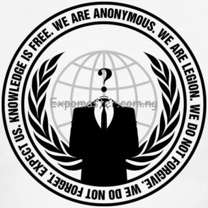 ANONYMOUS: What? Why?, and Who are They?
