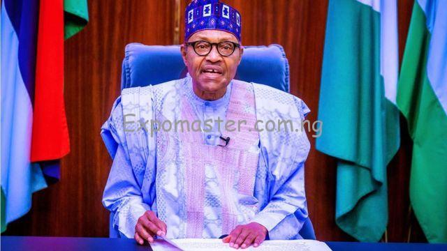Buhari speech today