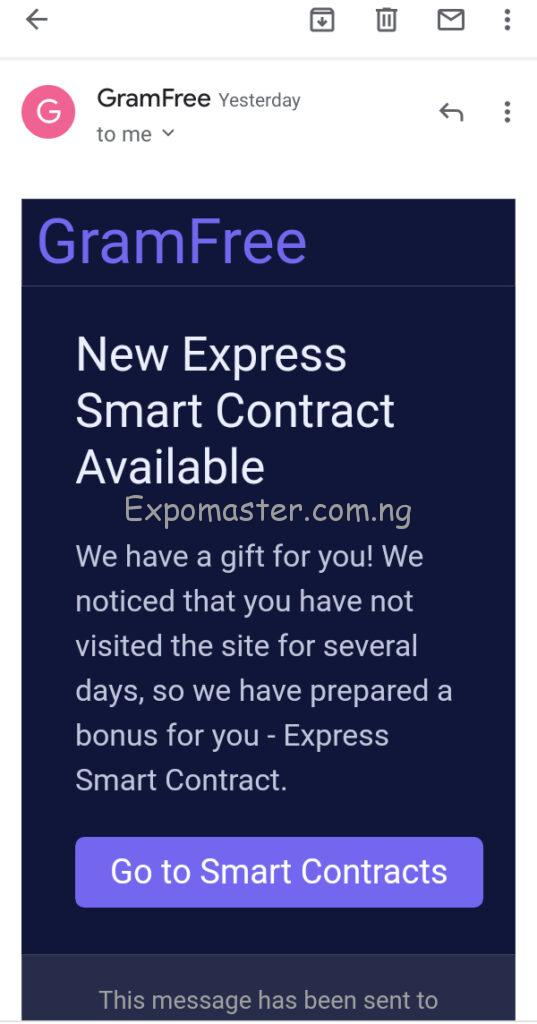 Express Smart Contract