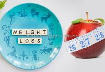 lose weight with fruits and vegetables