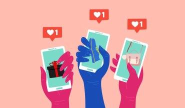Minimalismo nas redes sociais