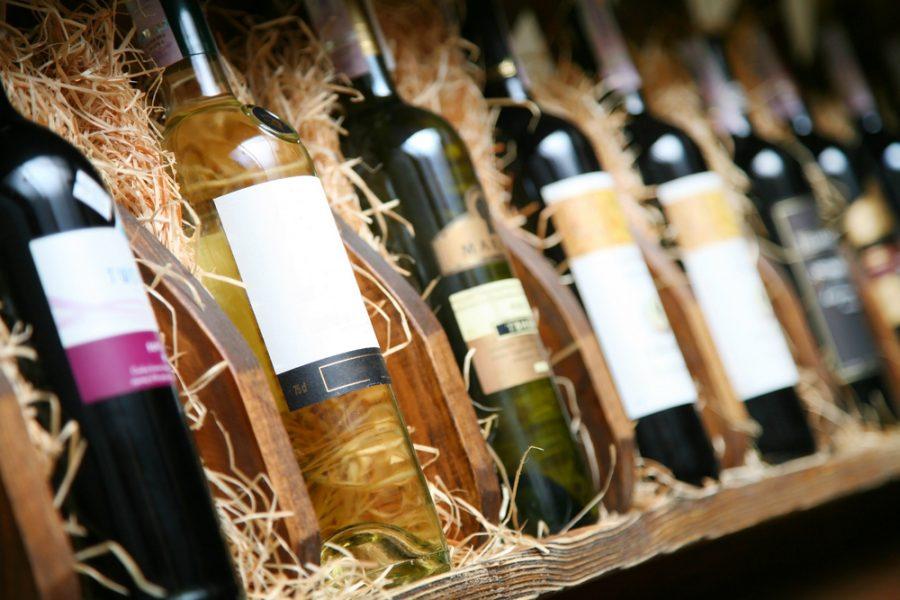 exportación de vino