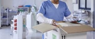 importar y exportar material sanitario