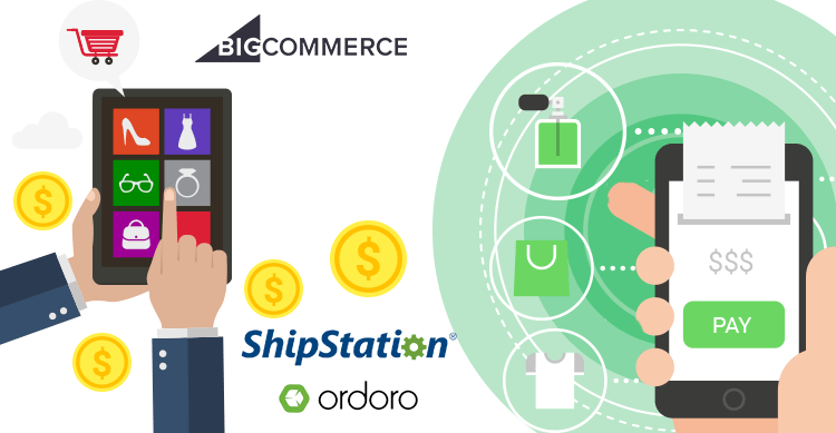 shipping apps on BigCommerce app store