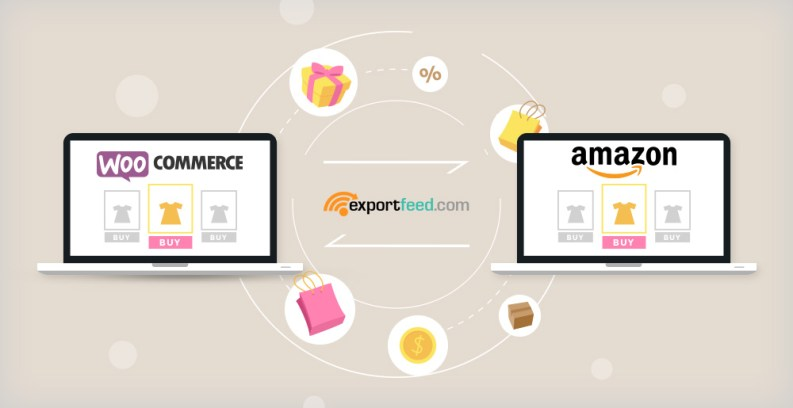 woocommerce amazon product sync