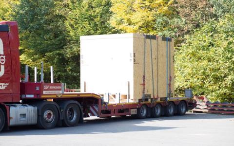 Industrieverpackung / Exportverpackung von Lummer und Rudel aus Kreuztal, Siegerland
