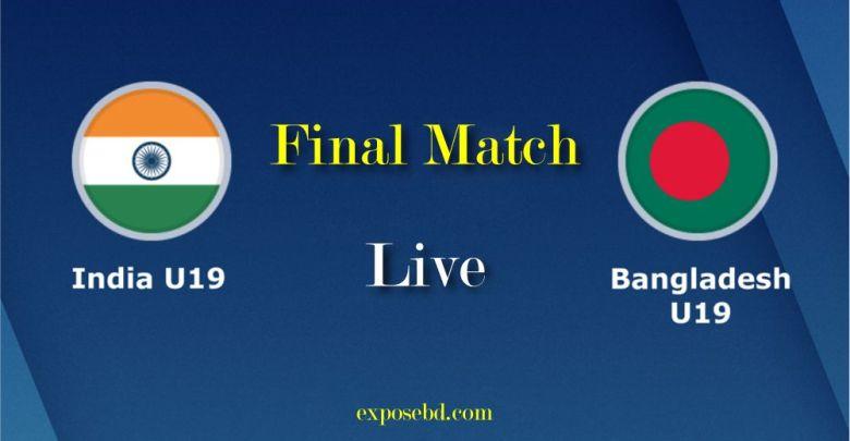 u19 final match