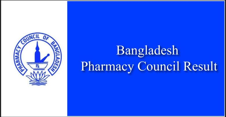 Pharmacy Council Result