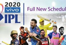 Vivo IPL New Fixtures