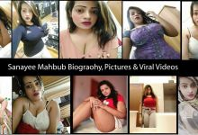 Sanai Mahbub Biography