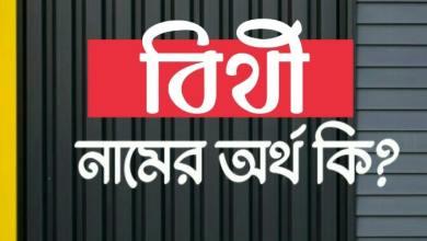 bithi name meaning