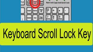keyboard-scroll-key-lock