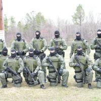 Gadsden County Armed Poseurs