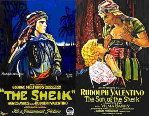 The Sheik and Rudolph Valentino - The Son of the Sheik