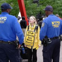 Occupy Wall Street Protester  Source: Wikimedia Commons