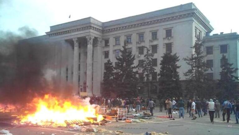 Odessa Massacre 1