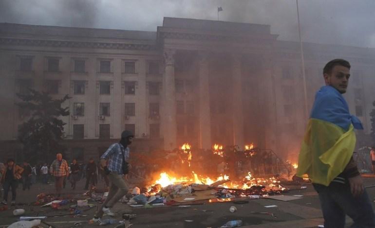 Odessa Massacre 2