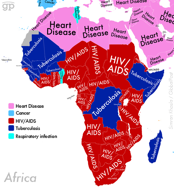 an analysis of aids in the worlds most deadliest diseases Top 10 causes of death lower respiratory infections remained the most deadly communicable disease hiv/aids is no longer among the world's top 10.