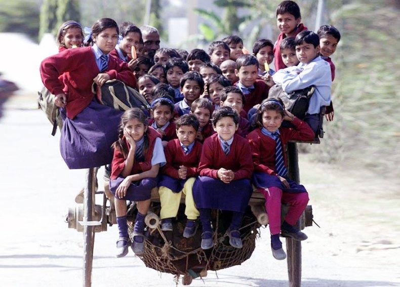 28_School In Delhi, India