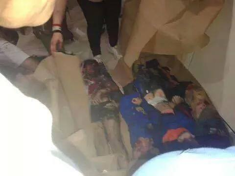 40-Children-Killed-in-Homs