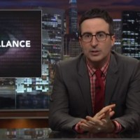 John Oliver, Snowden, and Privacy