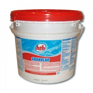 Calcium Hypochlorite for swimming pools