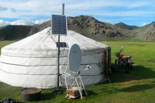 70 Of Mongolian Nomads Now Have Solar Power