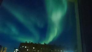norilsk auroro borealis