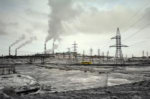 norilsk pollution industry russia